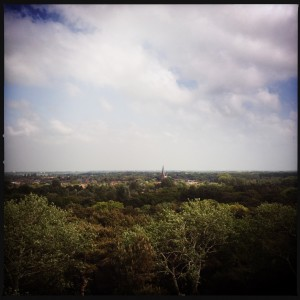 150527 uitzicht uitkijktoren Duinrell