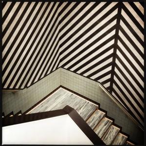 130609 trappenhuis Gemeentemuseum