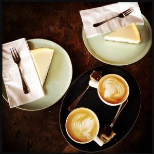 150426 koffie met taart