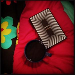 160201 boek en thee