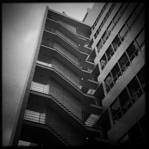 130613 stadhuis / bibliotheek Den Haag