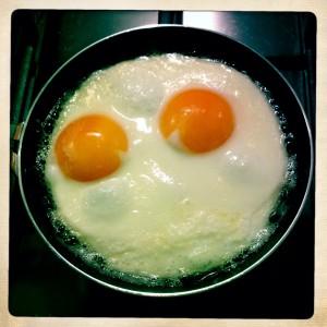 131206 gebakken eitjes