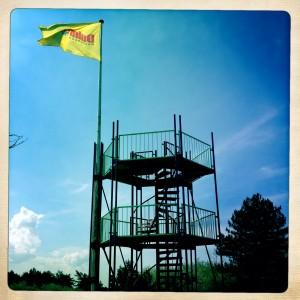140405 uitkijktoren Duinrell
