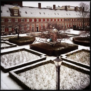 141227 sneeuw in het hofje