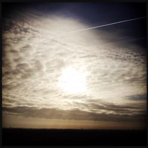150107 uitzicht uitkijktoren Duinrell