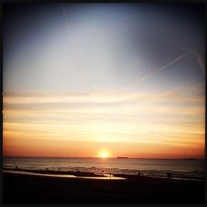 150910 zonsondergang