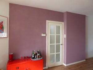 150919 paarse muur