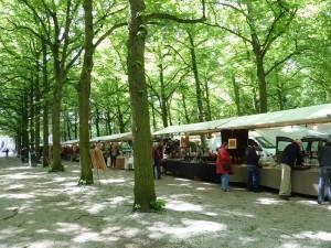 130616 Antiekmarkt Lange Voorhout