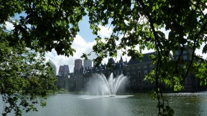 130616 skyline binnenstad Den Haag