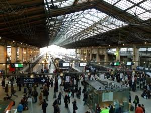 120207 Parijs, Gare du Nord